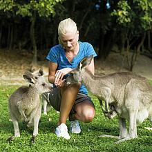 Sophia K. - Kirwan SHS, Townsville, Queensland (Regional Program)
