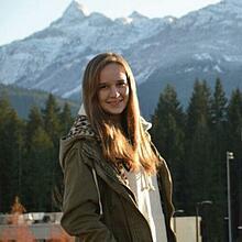 Sarah - British Columbia, Squamish
