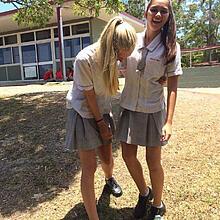 Jule - Benowa State High School, Gold Coast, Queensland