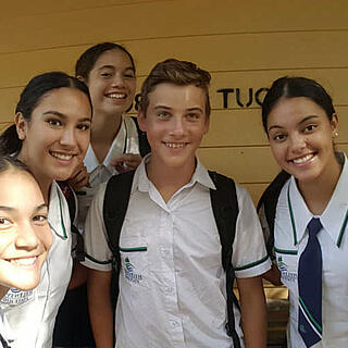 Samuel - Helensvale State High School, Gold Coast, Queensland